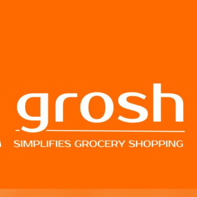 Логотип GROSH discount